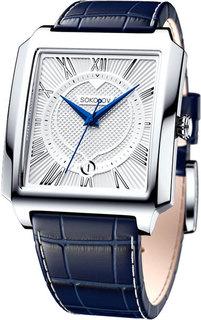 Мужские часы в коллекции Drive Мужские часы SOKOLOV 134.30.00.000.01.02.3