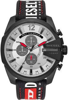 Мужские часы в коллекции Mega Chief Мужские часы Diesel DZ4512