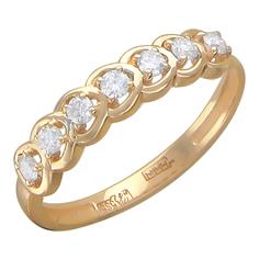 Золотые кольца Кольца Эстет 01K615582