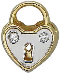 Золотые кулоны, подвески, медальоны Кулоны, подвески, медальоны Эстет 01P632045W