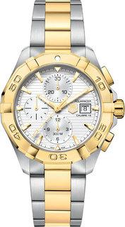 Швейцарские мужские часы в коллекции Aquaracer Мужские часы TAG Heuer CAY2121.BB0923