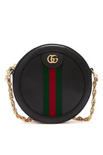 Круглая мини-сумка Ophidia Gucci