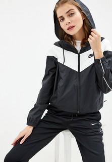 Ветровка Nike SPORTSWEAR HERITAGE WOMENS JACKET
