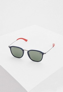 Очки солнцезащитные Ray-Ban® RB2448NM F60631 Ferrari Collection
