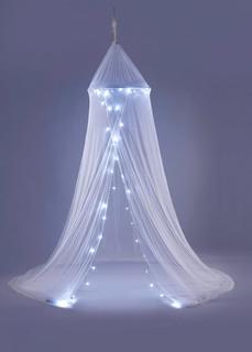 Декоративные аксессуары Балдахин Лана со светодиодной подсветкой Bonprix