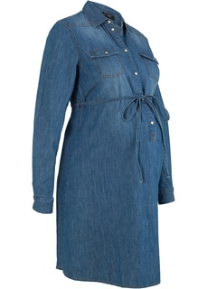 Платье из хлопка для будущих и кормящих мам Bonprix