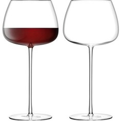 Набор из 2 бокалов для красного вина 590 мл LSA International Wine Culture (G1427-21-191)