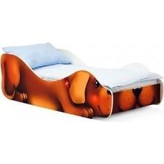 Кровать Бельмарко Зверята собачка Жучка