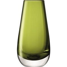 Ваза в форме бутона 14 см зелёная LSA International Flower Colour (G732-14-414)