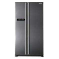 Холодильник DAEWOO FRN-X600BCS, двухкамерный, серебристый