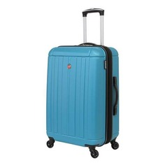 Чемодан Wenger Uster голубой WGR6297343167 44x68x22см 62л.
