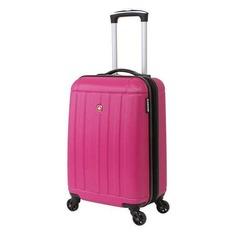 Чемодан Wenger Uster розовый WGR6297808154 34x55x22см 37л.