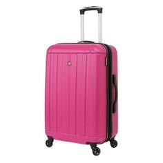 Чемодан Wenger Uster розовый WGR6297808167 44x68x22см 62л.