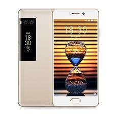 Смартфон MEIZU Pro 7 64Gb, M792H, золотистый