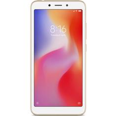 Смартфон Xiaomi Redmi 6 64Gb Gold