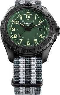 Швейцарские мужские часы в коллекции P96 outdoor Мужские часы Traser TR_109039