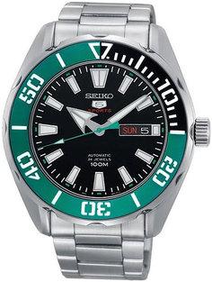 Японские мужские часы в коллекции SEIKO 5 Sports Мужские часы Seiko SRPC53K1