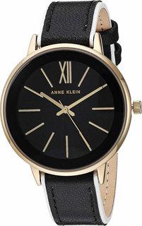 Женские часы в коллекции Daily Женские часы Anne Klein 3252BKWT