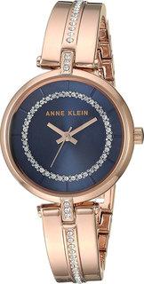 Женские часы в коллекции Ring Женские часы Anne Klein 3248NVRG