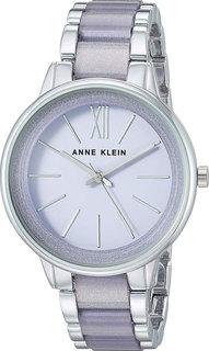 Женские часы в коллекции Plastic Женские часы Anne Klein 1413LVSV