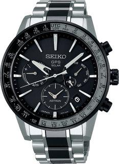 Японские мужские часы в коллекции Astron Мужские часы Seiko SSH011J1
