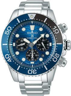 Японские мужские часы в коллекции Prospex Мужские часы Seiko SSC741P1