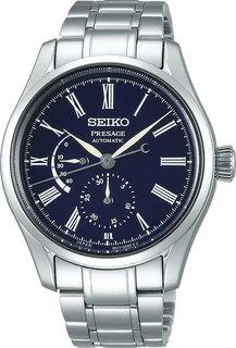 Японские мужские часы в коллекции Presage Мужские часы Seiko SPB091J1