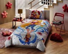 Комплекты постельного белья Постельный комплект Тac Winx Disney Stella Ocean Tac
