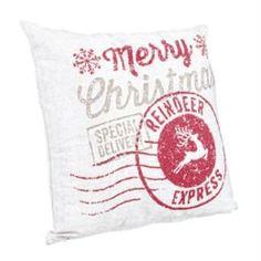 Декоративные подушки Подушка Bizzotto merry christmas ny 922075