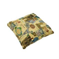 Декоративные подушки Подушка декоративная Гобелен Монте Летолюкс (ЛЛ12)