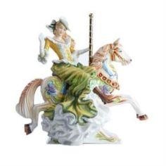 Предметы интерьера Фигурка English Ladies Carousel (ELGECH00602)