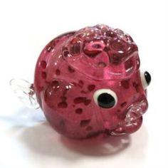 Предметы интерьера Фигурка розовая рыбка 13х8см Top art studio Zb2187-ta