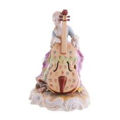 Предметы интерьера Фигурка Wah luen handicraft девушка с виолончелью 31см 27-237 (27-237)