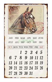 Предметы интерьера Wah luen handicraft Календарь 30x0.5x50
