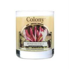 Свечи, подсвечники, аромалампы Свеча ароматическая малая Цветущая жимолость Wax Lyrical