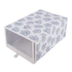 Гардеробные и системы хранения Короб складной для обуви 24х36х16 Cosatto roses