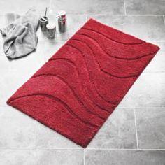 Коврики Коврик для ванной комнаты La ola красный 55*50 Ridder