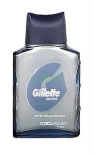 Средства для/после бритья Лосьон после бритья Gillette Cool Wave 100 мл