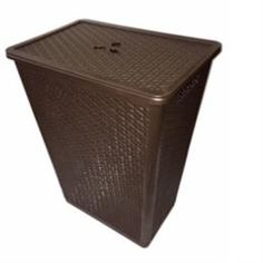Емкости для хранения Корзина для белья Пластик центр Natural Style (35BQ4001ВНГ)