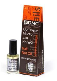 Средства для маникюра и педикюра DNC Ореховое масло для ногтей , укрепляющее, 6 мл