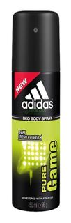 Средства по уходу за телом Дезодорант Adidas Pure Game 150 мл (31788239000)