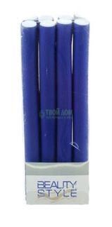 Средства по уходу за волосами Бигуди Beauty Style (58240-7367 Blue)