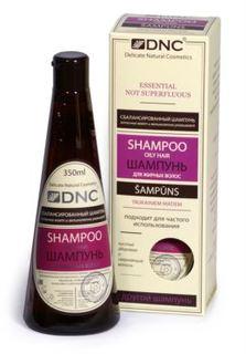 Средства по уходу за волосами DNC Шампунь для жирных волос, 350 мл