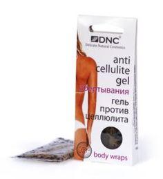 Средства по уходу за телом DNC Против целлюлита гель для обертываний/антицеллюлитный гель, 45 мл