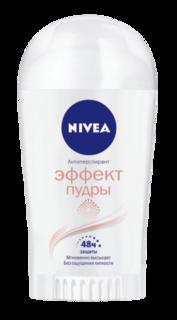 Средства по уходу за телом Дезодорант-стик Nivea Эффект пудры 40 мл