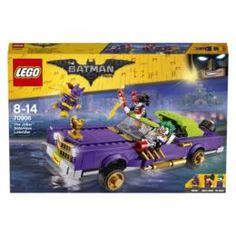 Конструкторы, пазлы Lego Бэтмен: лоурайдер Джокера