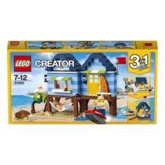Конструкторы, пазлы Игрушка Lego Криэйтор: Отпуск у моря