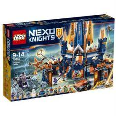 Конструкторы, пазлы Игрушка Нексо Королевский замок Найтон Lego