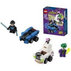 Конструкторы, пазлы Набор lego shmm найтинг vs джокера Lego 76093-L