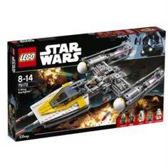 Конструкторы, пазлы Игрушка Звездные войны Звёздный истребитель типа Y™ 75172 Lego